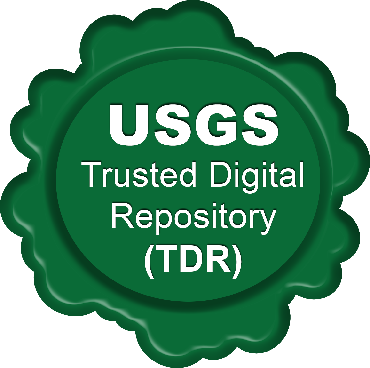 Trusted Digital Repository seal