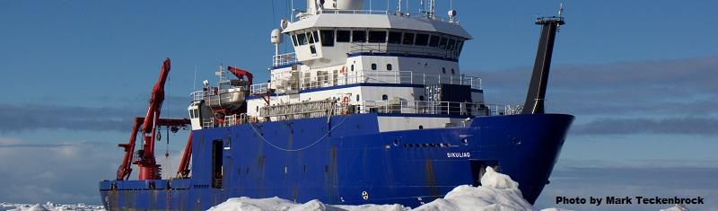 photo of Sikuliaq