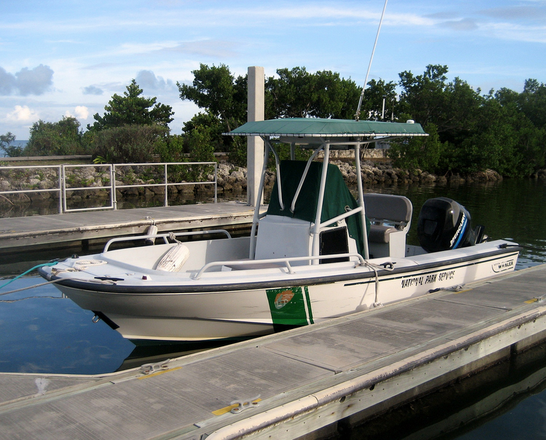 photo of Boston whaler (NPS)