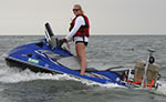 photo of Personal Water Craft (Blue WVR2 - Chum)