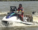 photo of Personal Water Craft (White WVR1 - Shark)