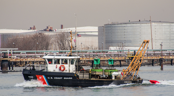 photo of USCG 49 Foot Buoy Tender