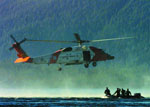 photo of Helicopter (USCG)