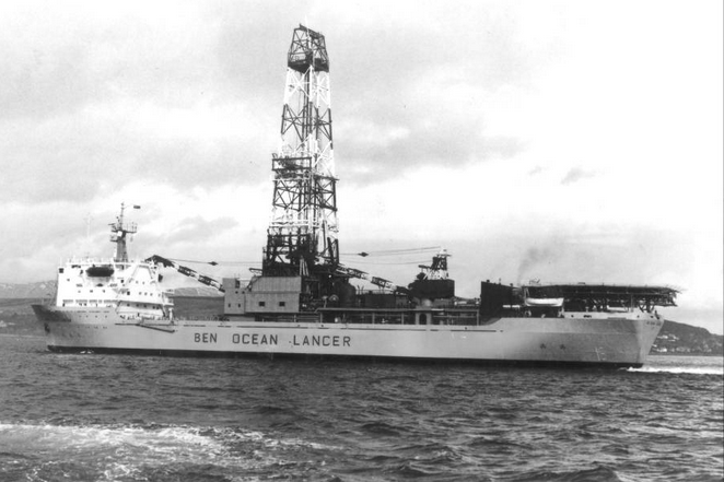 photo of Ben Ocean Lancer